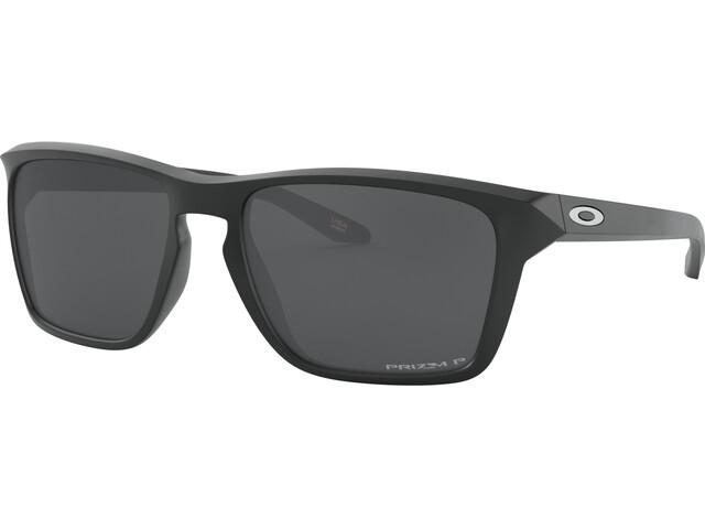 Oakley Sylas Occhiali Da Sole, matte black/prizm black polarized